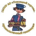 Плесецкий торгово-промышленный техникум - логотип