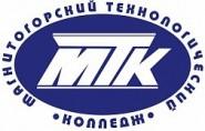 Магнитогорский технологический колледж и. В.П. Омельченко