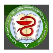 Ханты-Мансийская государственная медицинская академия - логотип