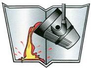 Липецкий металлургический колледж - логотип