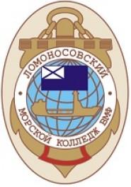 Ломоносовский морской колледж Военно-Морского Флота - логотип