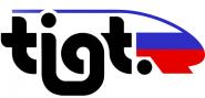 """Тайгинский институт железнодорожного транспорта - филиал ФГБОУ ВО """"Омский государственный университет путей сообщения"""" - логотип"""
