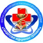Тайшетский медицинский техникум - логотип