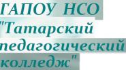 Татарский педагогический колледж - логотип