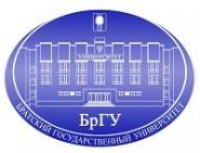 Братский государственный университет - логотип