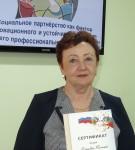 Клиновая Татьяна Павловна