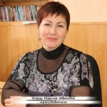 Кныш Марина Ивановна