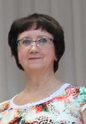Анисимова Людмила Егоровна