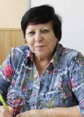 Кузнецова Зинаида Михайловна